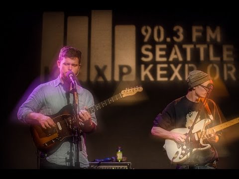 Alt-J - Intro (Live on KEXP)