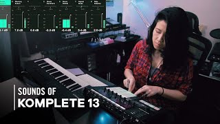 Jeia explores Expansions | Sounds of Komplete 13 | Native Instruments