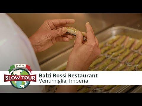 Ventimiglia: Balzi Rossi Restaurant | Italia Slow Tour