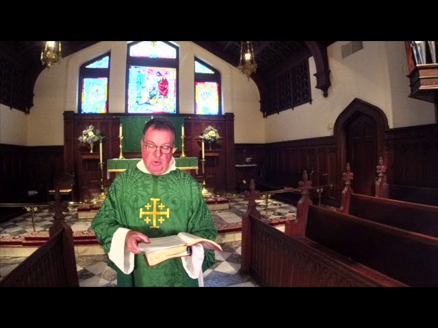 The Second Sunday after Pentecost 6.14.20