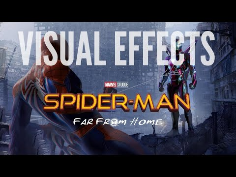 Spider-Man: Far From Home Trailer (Visual Effects) 2019