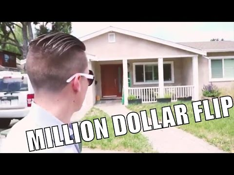 FLIPPING A MILLION $ HOUSE IN PALO ALTO! - REAL ESTATE VLOG 21