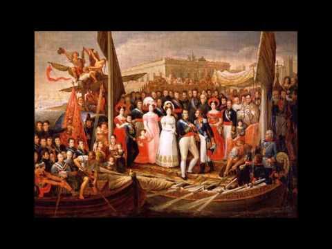 Los cien mil hijos de San Luis Francia invade España
