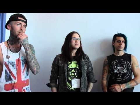 Violent New Breed Interview with Music Junkie Press at NAMM 2015