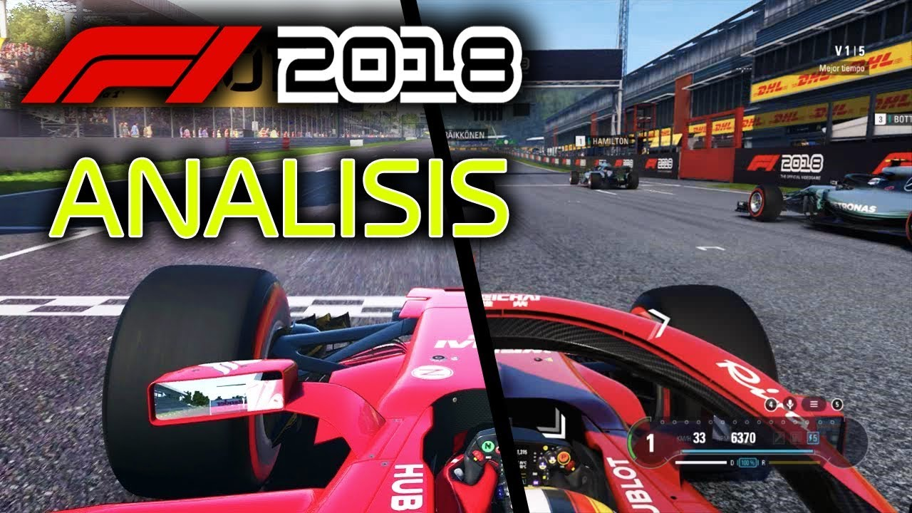 f1 2018 codemasters an lisis youtube. Black Bedroom Furniture Sets. Home Design Ideas
