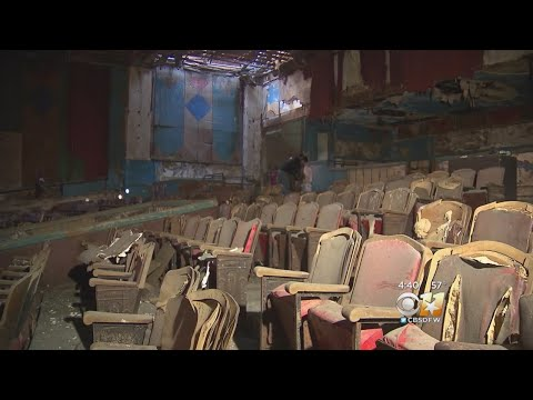 A Piece Of Fort Worth Theater History Will Be Coming Back To Life