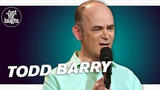 Todd Barry - The Art of Tidying Up
