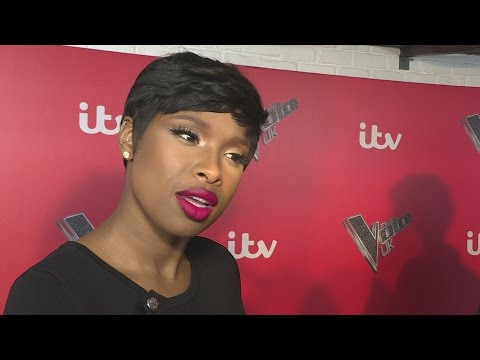 The Voice UK: Jennifer Hudson totally starstruck by Sir Tom Jones