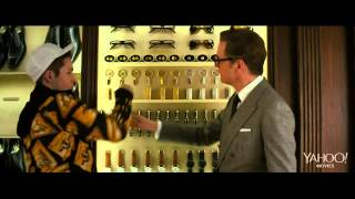 Kingsman - Секретная служба (2015) - русский трейлер
