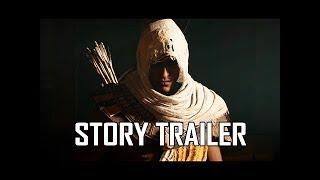 Assassin's Creed Origins Story Reveal Trailer