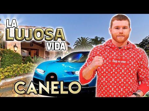 Canelo Alvarez | La Lujosa Vida | Fortuna | Yate, Ropa De Diseador, Bugatti, Fiestas y Ms