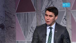 Курулуш компаниянын президенти Имамидин Ташов  Биздин замандын кишилери  НТС
