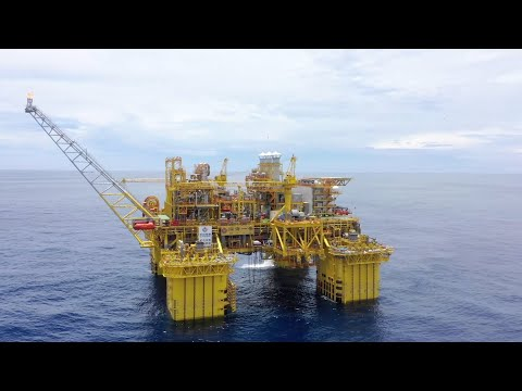 GLOBALink | China's first self-operated 1,500-meter deep water gas field goes into production