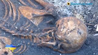 Біля села Почапи знайдено людський склет часів ІІ світової війни обмотаний дротом