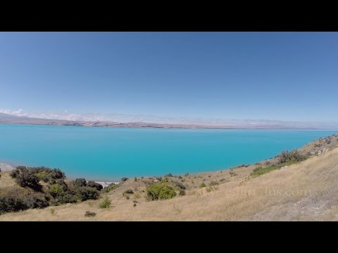 Mount Cook National Park - New Zealand