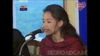 서기(舒淇,Shu Qi) -  『1999年08月18日「섹션TV파워통신」【내한 중화영웅의 주인공】』
