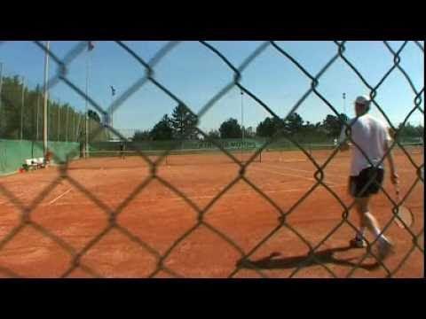 Tennis Kreisliga B Vösendorf - Kaltenleutgeben - ein paar Highlights