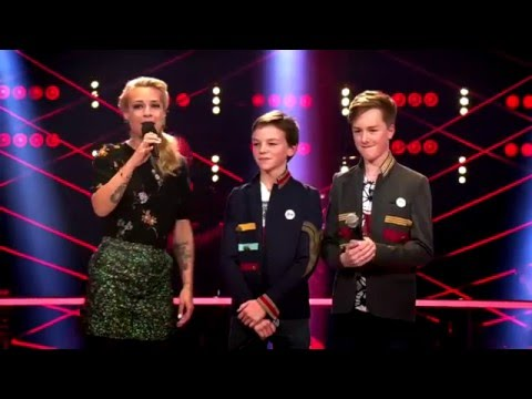 Jens, Anton & Felix – 'Viva La Vida' | Battle | The Voice Kids | VTM