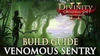 Divinity Original Sin 2 Definitive Edition Builds - Venomous Sentry