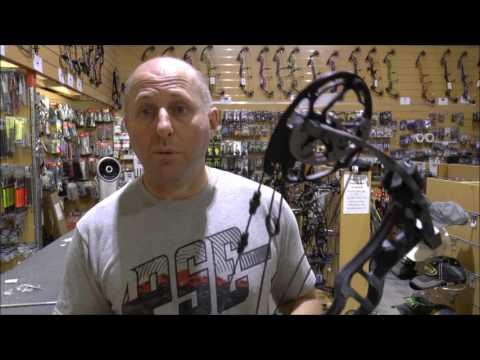 2017 Martin Firecatl M4 Compound Bow Review