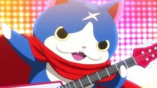 Yo-Kai Watch 2 Bony Spirits - Opening and Title Screen