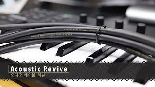 믿기지 않는 성능의 오디오 케이블 Acoustic Revive 리뷰