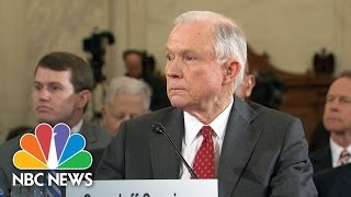 On The Record: Jeff Sessions On Russia | NBC News