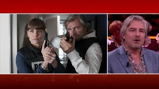 Victor Reinier En Angela Schijf Als Setje? - Rtl Late Night Met Twan Huys