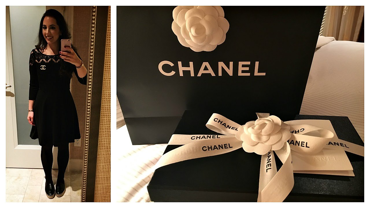 Chanel Espadrilles Unboxing   Reveal! - YouTube 5882bc0a5d51a