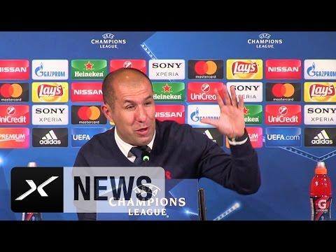 """Leonardo Jardim: """"Juventus Turin stärker als in 2015""""   Juventus Turin - AS Monaco 2:1"""