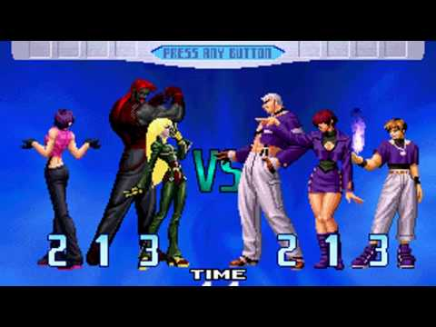 [TAS] The King Of Fighters 10Th Anniversary - Unique Plus