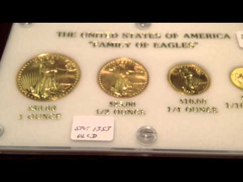 American Eagle Gold Bullion Program