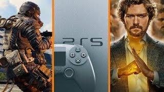 Black Ops 4 Promotional Disaster + Sony Hiring for PS5 + Iron Fist CANCELLED