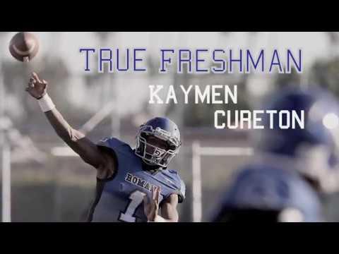True Freshman Kaymen Cureton Nevada QB