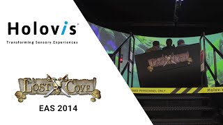 Holovis Technology Showcase at EAS 2014
