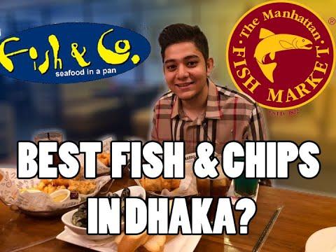 Manhattan Fish Market Vs Fish & Co | Fishy Business In MFM? | Rafsan The ChotoBhai