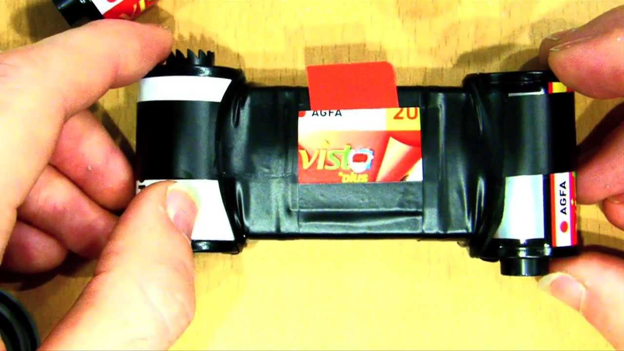 how to make a camera out of a matchbox youtube. Black Bedroom Furniture Sets. Home Design Ideas