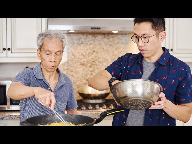 Made With Lau's Story: Preserving Culture through Chinese Cuisine