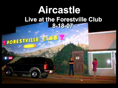 Aircastle - reunion gig at the Forestville Club, 2007
