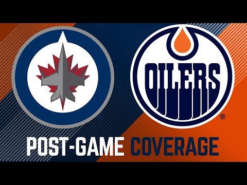 ARCHIVE | Post-Game Interviews vs. Winnipeg