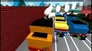 AFTER SCHOOL! LET'S PLAY ROBLOX THOMAS AND FRIENDS