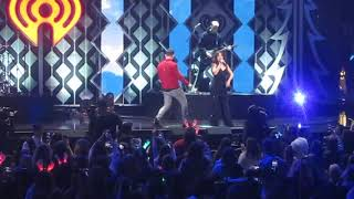 Bazzi feat. Camila Cabello - Beautiful z100 iHeartRadio Jingle Ball at MSG 12/7/2018 Live