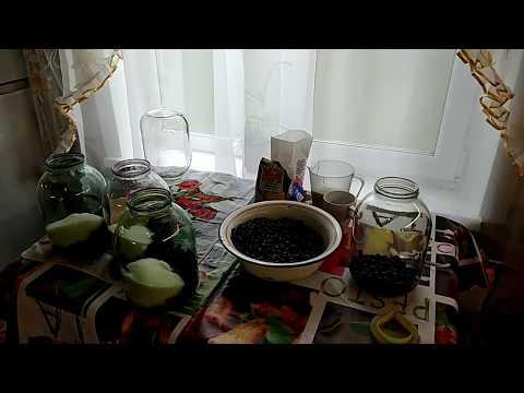 Как приготовить морс из черноплодной рябины