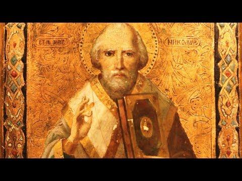 СИЛЬНЕЙШАЯ молитва матери о детях Николаю Чудотворцу