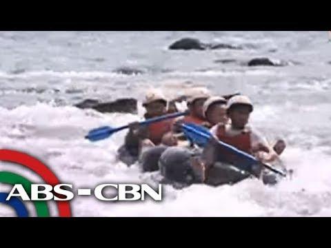 Bandila: Water extreme tubing sa Albay, dinarayo