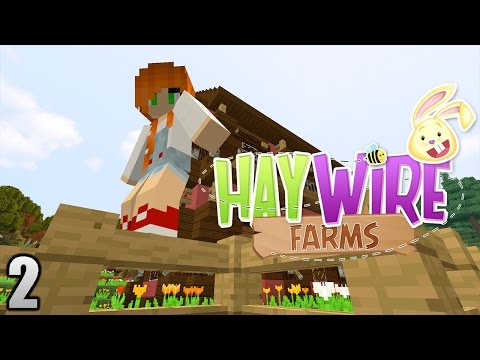 Haywire Farms Minecraft Roleplay - General Store & General Disregard for Tydeesign's Land