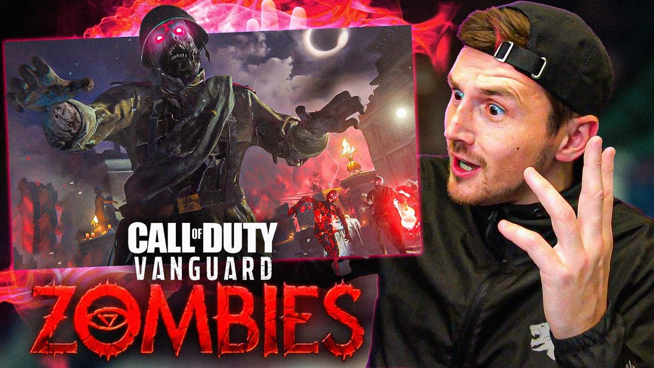 Call of Duty Vanguard Zombies Gameplay Reveal!