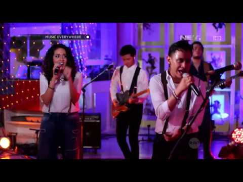HiVi! - Mata Ke Hati (Live at Music Everywhere) **