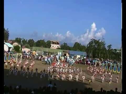 Maryknoll School of Lupon- Banda Parada 2014 Winner!