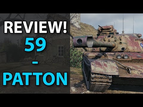 59-Patton - Review - World of Tanks - Is it worth it?